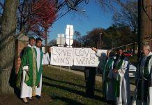 Líderes religiosos de la Diocesis de Washington, contra el racismo
