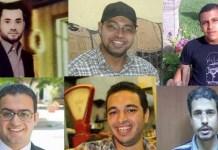 Activistas de derechos humanos condenados a muerte en Egipto
