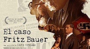 El caso Fritz Bauer, cartel