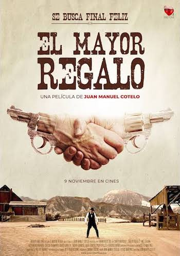 el mayor regalo poster