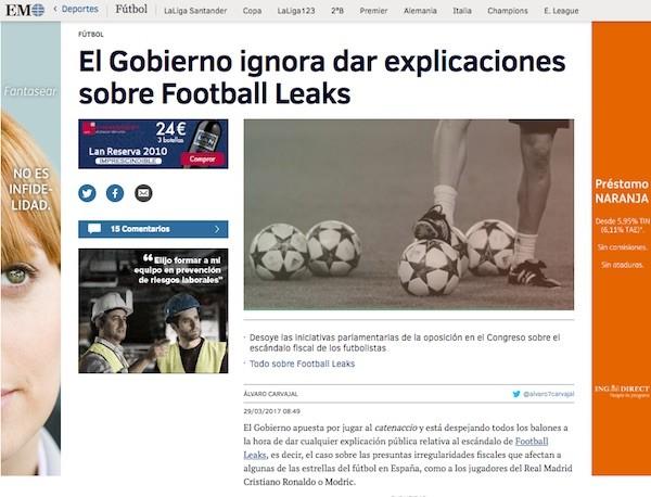 Periodismo en España: acoso judicial al diario El Mundo