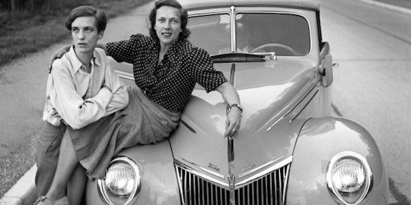 Ella Maillart y Annemarie Schwarzenbach
