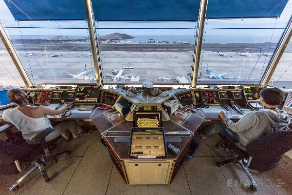Enaire-control-aereo