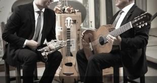 Entropía: Pacho Flores presenta en Españanuevo CD