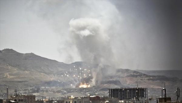 Al Raqa: la coalición utiliza fósforo blanco en sus ataques en Siria
