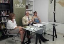 """15 de junio de 2017: Baltasar Garzón presenta en la sede de la FIBGAR el proyecto de """"The Code""""."""