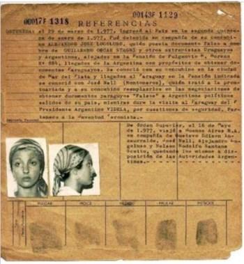 Ficha de Marta Landli Gil en los Archivos del Terror