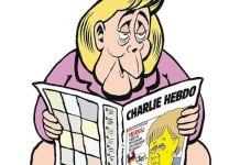 Charlie Hebdo publica su primer número de la edición alemana