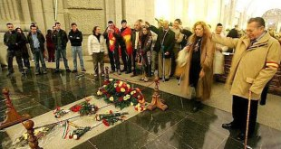 Iniciativa civil para exhumar a Franco y José Antonio del Valle de los Caídos