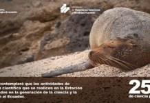 La Fundación Charles Darwin seguirá en Galápagos