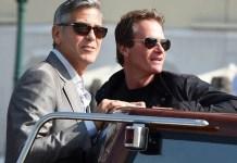 George Clooney y Rande Gerber