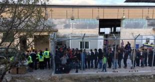 Centro para refugiados detenidos en Vial, Grecia. Foto: blackblog