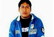 Hernán Choquepata Ordoñez