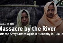 HRW-rohinyas