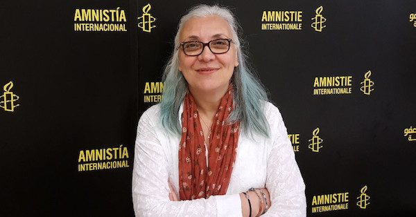 İdil Eser, directora de Amnistía Internacional en Turquía