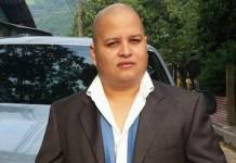 Igor Padilla, periodista asesinado en Honduras
