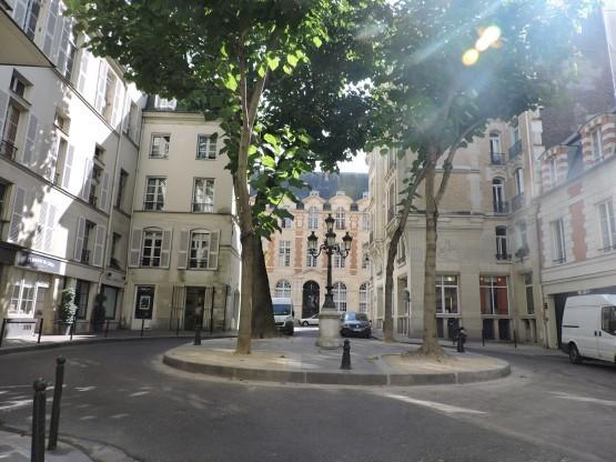 París plaza Furstenberg