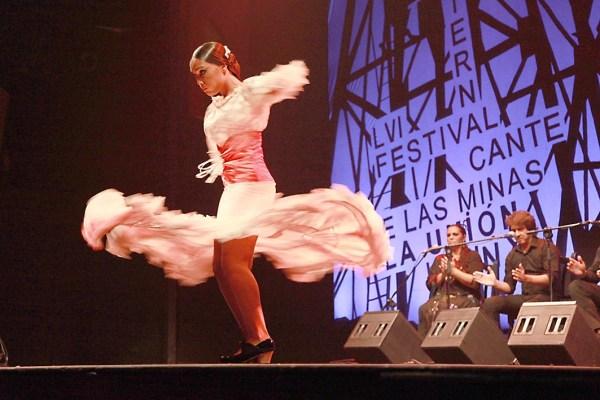 Alba Heredia, Premio Desplante 2015. Festival Int. del Cante de las Minas de la Unión 2016
