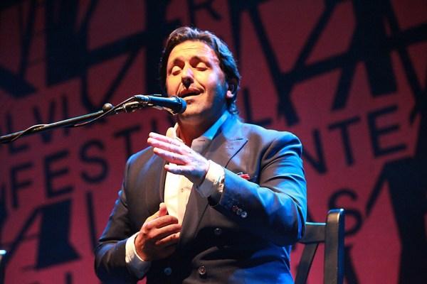 Manuel Cuevas, Lámpara Minera 2004 en la Gala del 5 de agosto del Cante de las Minas de la Unión