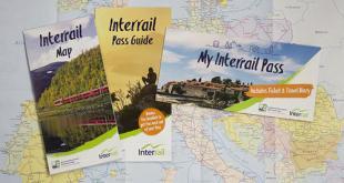 Interrail: mochila y apps