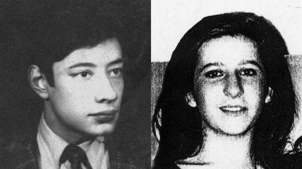 Iris Nélida García Soler y Enrique Bustamante