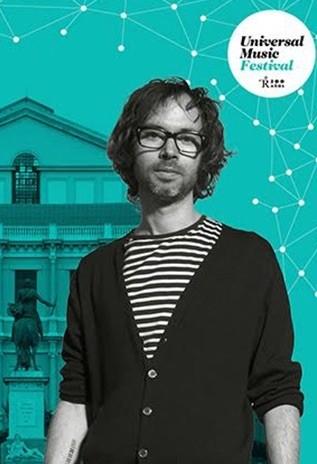 James Rhodes, cartel de la actuación en el Teatro Real de Madrid