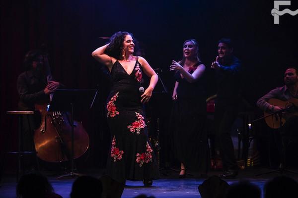 Javier Fergo: Memole, en el XXI Festival Flamenco de Jerez