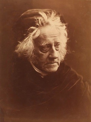 Julia Margaret Cameron: John Frederick William Herschel, 1867 © Victoria and Albert Museum, London