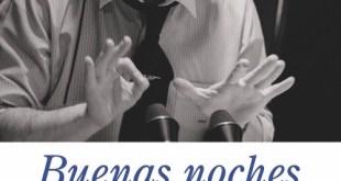 """Portada de """"Buenas noches y saludos cordiales"""", de Vicente Ferrer Molina, publicado por Editorial Córner"""