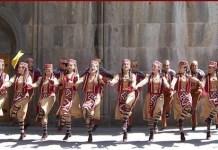 El kochari armenio, patrimonio cultural inmaterial de la humanidad.