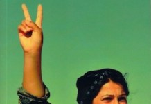 Portada de Kurdos, de Manuel Martorell, publicado por Libros de la Catarata