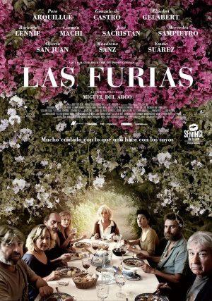 Las Furias, cartel