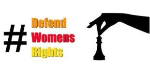 Logotipo de las mujeres jugadoras de ajedrez en change.org