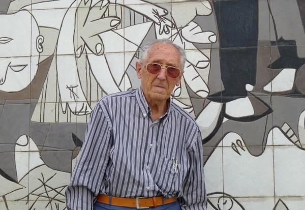 Luis Iriondo: el chico de Guernica