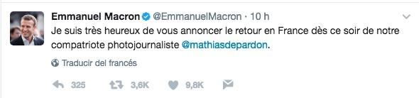 Macron-tuit-Depardon