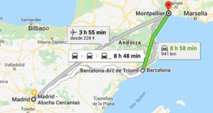 Tren: El AVE tendrá competencia entre Madrid y Montpellier