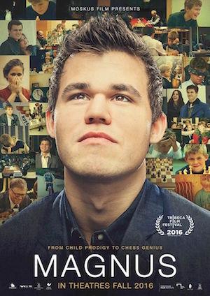 Magnus', documental sobre el campeón del mundo, el noruego Magnus Carlsen.