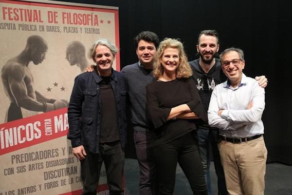 Carta de los Filósofos a emigrantes y refugiados en España