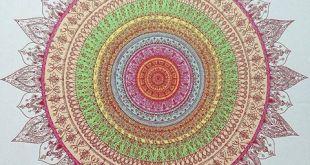 Zentangle en Internet: jugando a los patrones