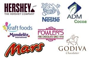 marcas de chocolates esclavitud