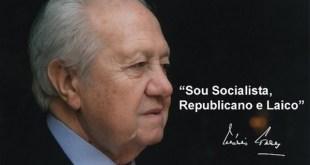 Mário Soares: socialista, republicano y laico