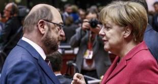 """Alemania: ¿Mutti Merkel, """"über Alles""""?"""