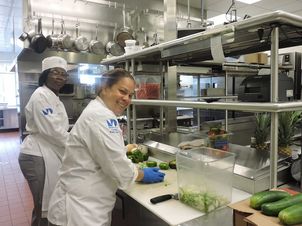 MDC Instituo Culinario: cocina