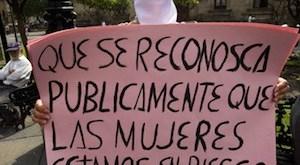 Freno a las políticas de género en México