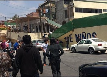 Colegio Rebasamed, Ciudad de México, donde han fallecido decenas de niños