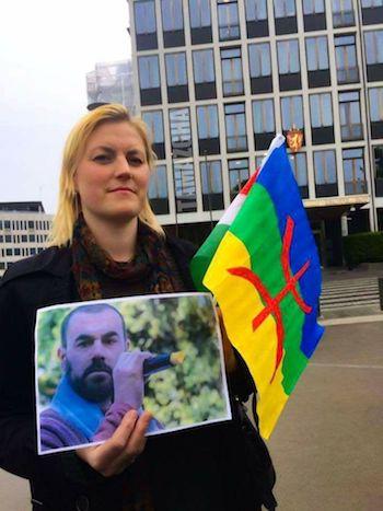 Sylvi Listhaug, ministra noruega solidaria con las reivindicaciones en el Rif