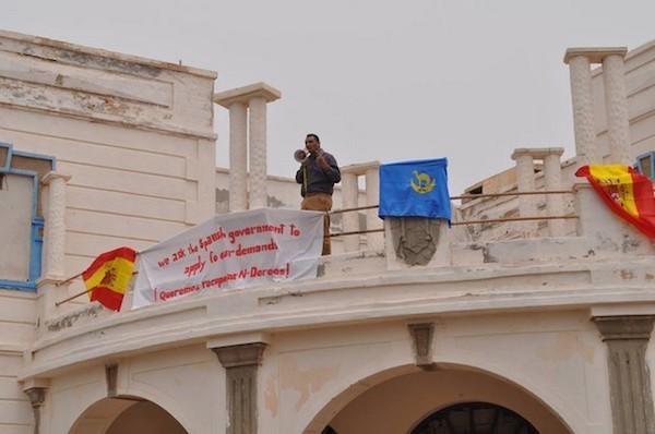 Sidi Ifni, un año de las protestas por la nacionalidad española