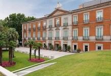 Jardines del Museo Thyssen Bornemisza, Madrid