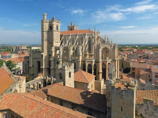 narbonne catedral Narbona