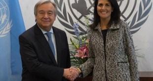 Integrismo antipalestino de EE.UU. en la ONU